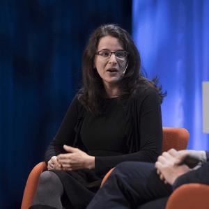 Sarah Hurwitz, Nordiske Mediedager 2017